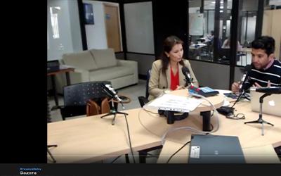 Dra Ana María Vasquez entrevista radial programa #FrecuenciaMedica