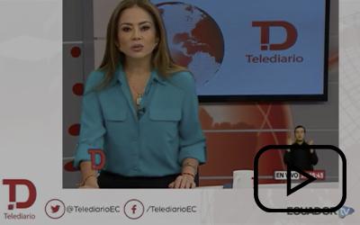 Entrevista Medio Ecuador TV Semana Mundial de Glaucoma Marzo 2017