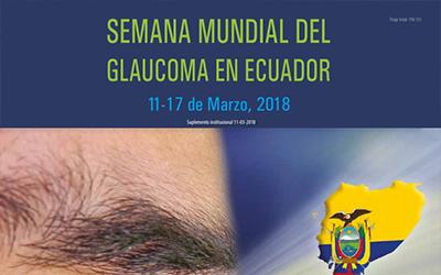 Semana mundial del Glaucoma 2018