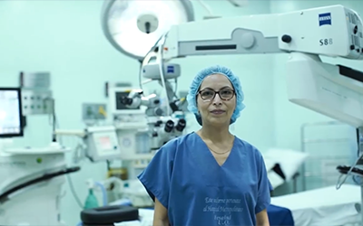 Cirugías en el Hospital Metropolitano